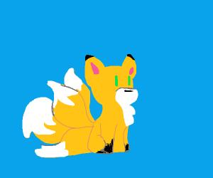 Multi-tailed Fox