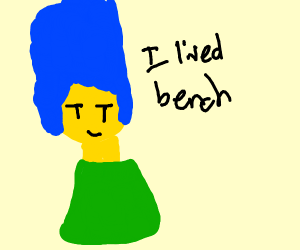 marge is raised from the dead