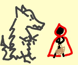Big Bad Wolf & Red Riding Hood