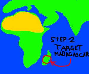 Step 1. Create a plague