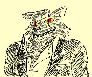 Yakuza big bad wolf