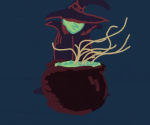Witch :]