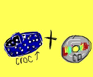 Croc disc