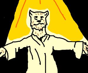 doggo god
