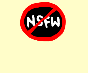 NSFW not allowed
