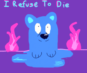 Indestructible water bear