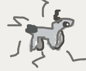 Cursed Reindeer