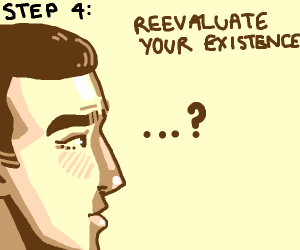 Step 3: Ask yourself, what were you thinking?