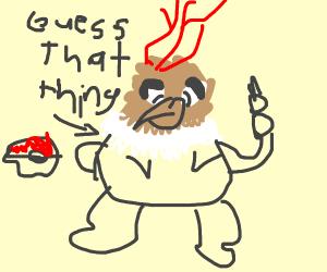 Pokemon fusion