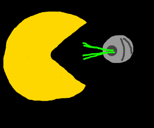 Pacman in Star Wars
