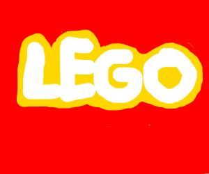 LEGO LOGO. But without black.