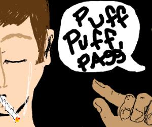 Puff puff pass?