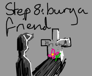 Step 7: move on with your life