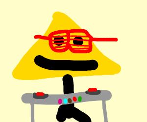 DJ Pyramid Head