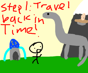 Step 2: give dinosaurs videogames