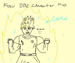 Favorite DBZ character, PIO