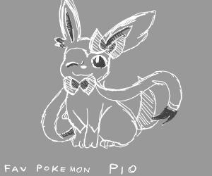 Fav pokemon Pio (wooper ftw fellas)