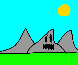 moutain monster