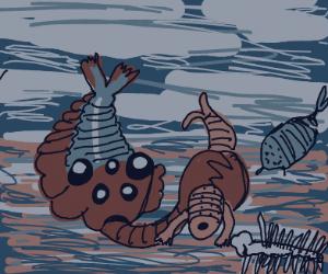 Burgess Shale Creatures