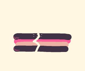 Icecream sandwich breaks