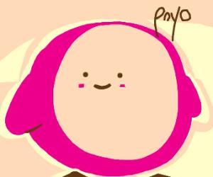 Kirby says Poyo
