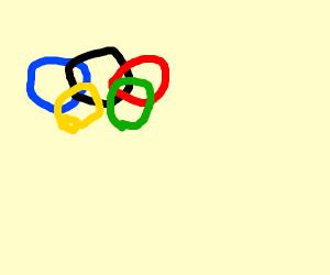 Olympian Symbol - Drawception