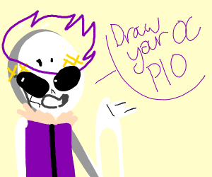 Draw your OC PIO! :D