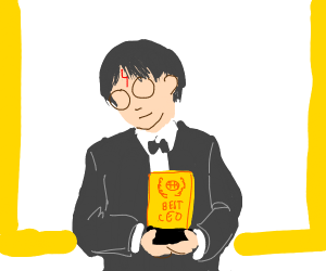 Harry Potter is the best CEO