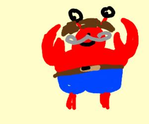 Mexican Mr Krabs