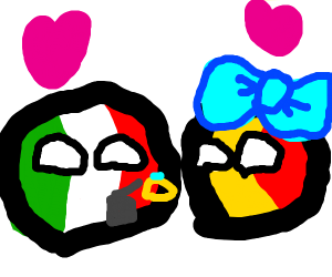 Italy proposes to Germany.
