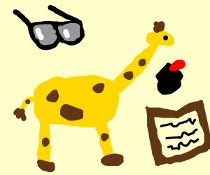 Important Giraffe