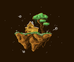 Little House in the Void