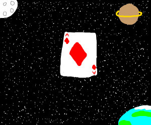 Ace with space