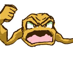 Angry Geodude (Pokemon)