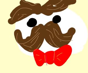 The Pringles Man