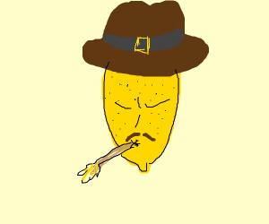 The Cowboy is a Lemon