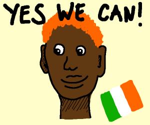 Irish Obama