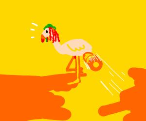 lil pump flamingo gets shot
