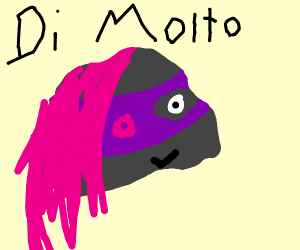 Melone as a rock
