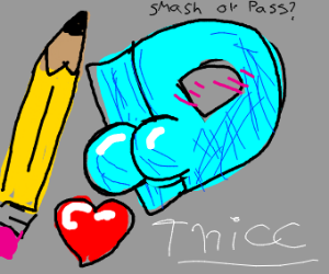 Thicc Drawception D
