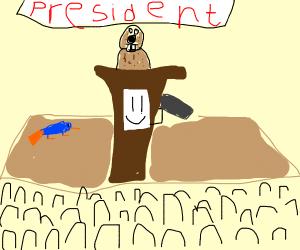 Beaver President