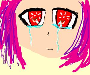 Anime girl will always fail