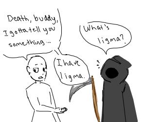 Pranking the Grim Reaper