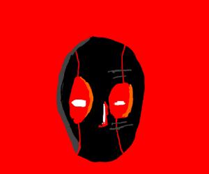 Omergawd arhhhh rawr (black deadpool?)