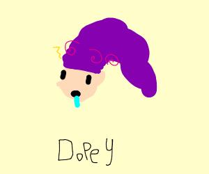 One of the 7 dwarfs
