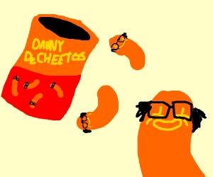 Cheetos: Danny DeVito Edition