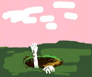 thing underground
