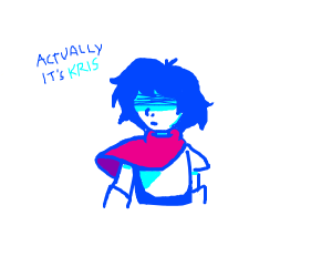 Chris (deltarune)