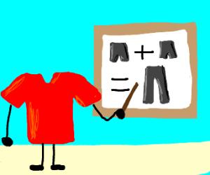 Shirt Teacher