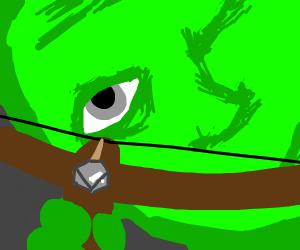 Goblin with a crossbow
